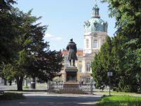 Schloss Charlottenburg, Prinz-Albrecht-Denkmal