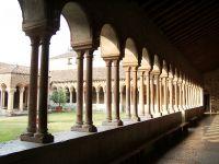 Verona, Kreuzgang Basilika San Zeno