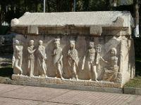 Aphrodisias, Sarkophag